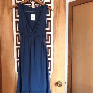 JCrew Blue Dress NEW!
